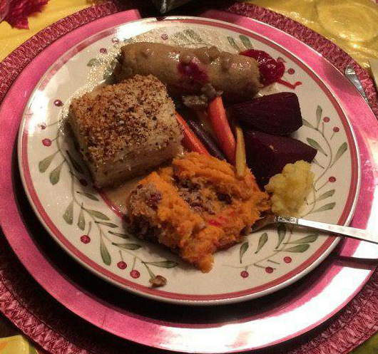 Compassionate Holiday Meal