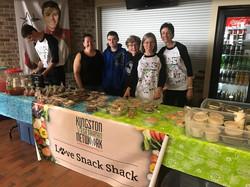 KVN Snack Shack at Kingston Veg Fest