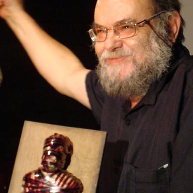 José Mojica Marins no Fantaspoa