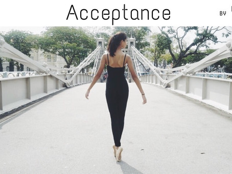 Part 1: The value of acceptance