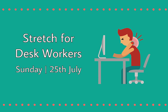 Stretch for Desk Workers