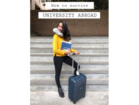 How to survive: University Abroad