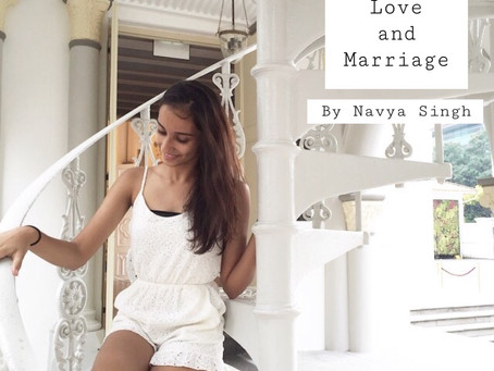 Part 3: Love and marriage