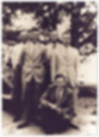 Kenneth Maxwell Herring Sr. and Brothers, Circa 1950 - Trey Herring's Carolina Bourbon Whiskey