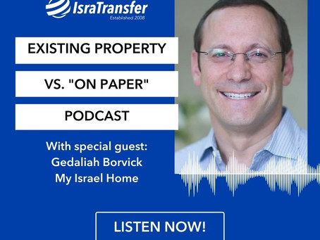 """Buying """"On Paper"""" vs. Existing Property - The Podcast"""