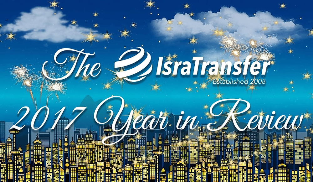 IsraTransfer Top News Stories of 2017