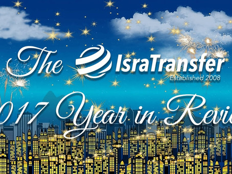 IsraTransfer Report Special Edition – Our Top Stories of 2017