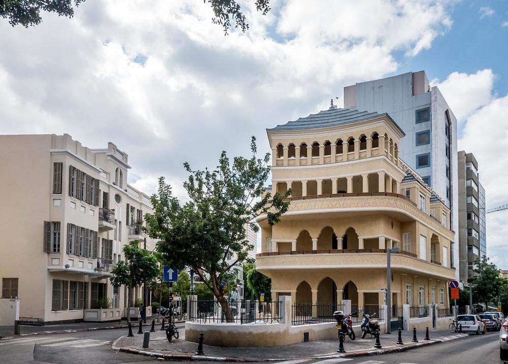 Pagoda House Tel Aviv Israel