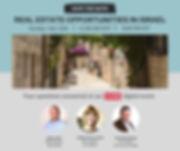 July 12, 2020 Digital Event -  Real Esta
