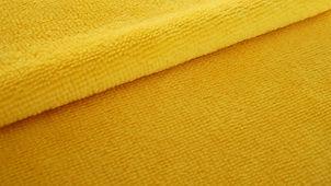 Coton démaquillant lavable bambou jaune