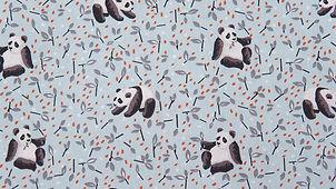 Conton lavable bambou