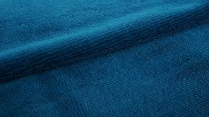 Coton démaquillant lavable bambou Bleu canard