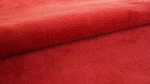 Coton démaquillant lavable bambou rouge