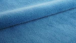 Coton démaquillant lavable bambou Bleu jeans