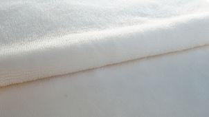 Coton démaquillant lavable bambou blanc cassé
