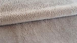 Coton démaquillant lavable bambou taupe