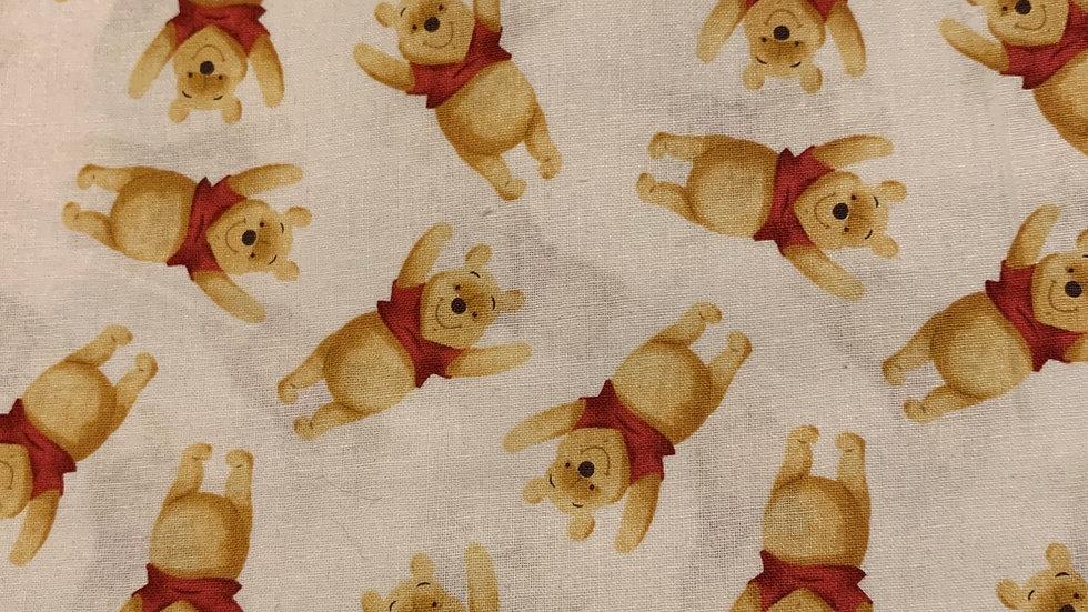 Cream winnie the pooh toss preorder
