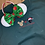 Thumbnail: Eat Drink and Be Merry embroidered t-shirt or tank Top