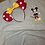Thumbnail: Blushing Mickey Mouse embroidered spirit jersey