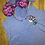 Thumbnail: Hula Minnie Mouse embroidered t-shirt or tank