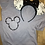 Thumbnail: Mickey Mouse embroidered t-shirt or tank