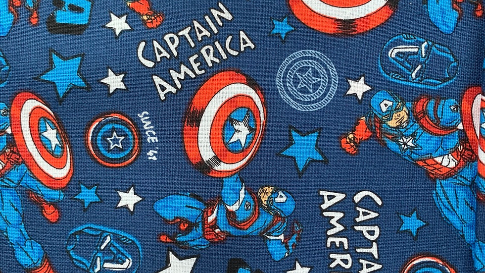 Captain America card wallet