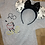 Thumbnail: Mickey Mouse Sketch embroidered t-shirt or tank