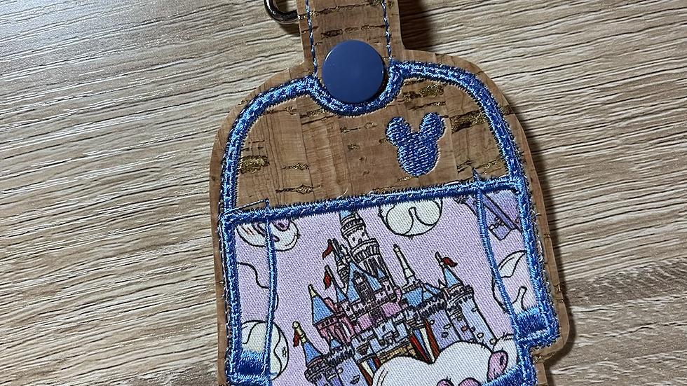 Home Castle Spirit Jersey Keychain