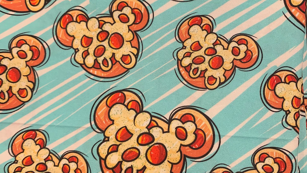 Mickey Pizza preorder
