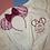Thumbnail: Disney Mom - Minnie Version embroidered Tee or Tank Top