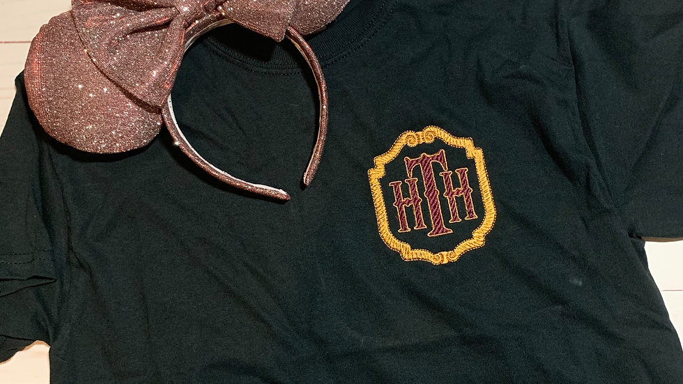 Hollywood Tower of Terror embroidered T-Shirt or tank top