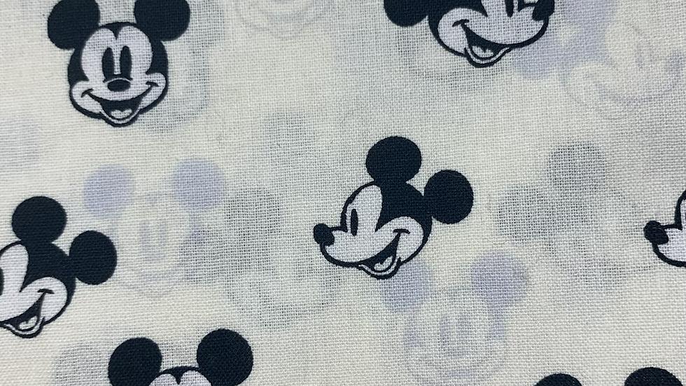Mickey boxy bag or makeup bag