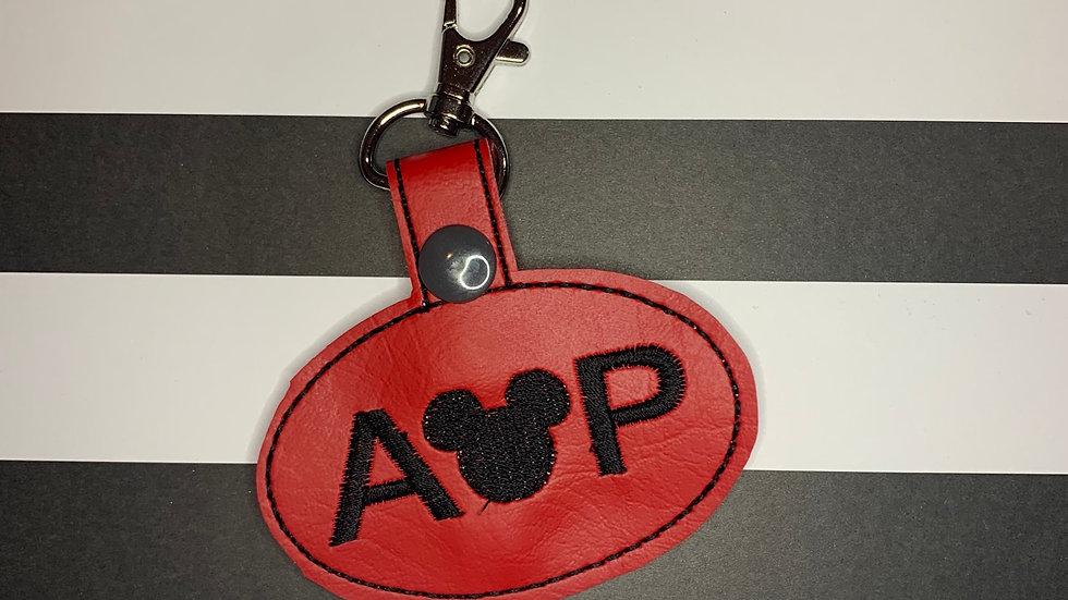 Annual Passholder keychain