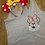 Thumbnail: Minnie Mouse embroidered t-shirt or tank