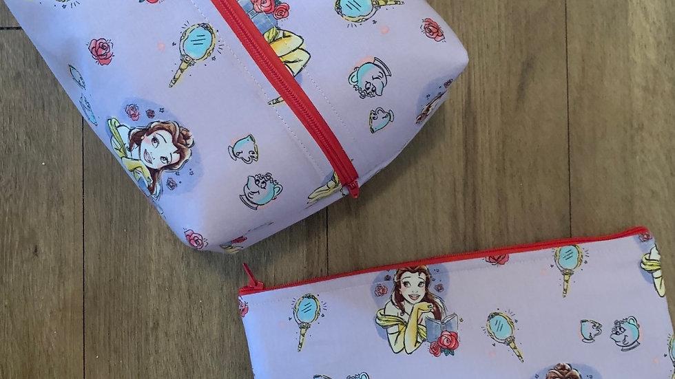 Belle Makeup Bag or Boxy Bag