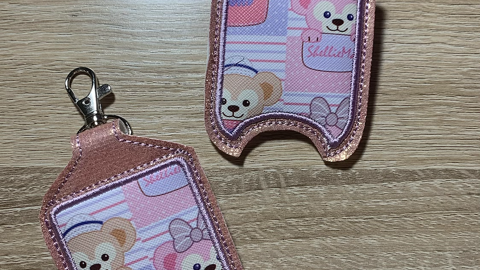 Duffy and Shellie Hand Sanitizer Holder