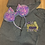 Thumbnail: Let your power Shine embroidered hoodie, pullover, 1/4