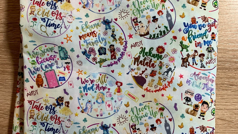 Disney circle quotes preorder