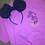 Thumbnail: Mickey Sketches embroidered t-shirt or tank Top