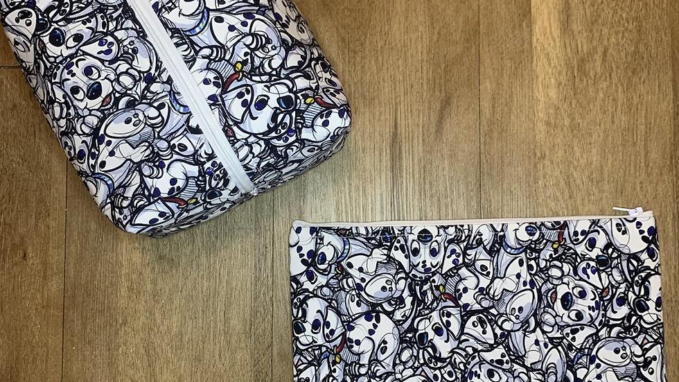 101 Dalmations Makeup Bag or Boxy Bag