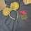 Thumbnail: Gaston Inspired Monogram embroidered hoodie, pullover, 1/