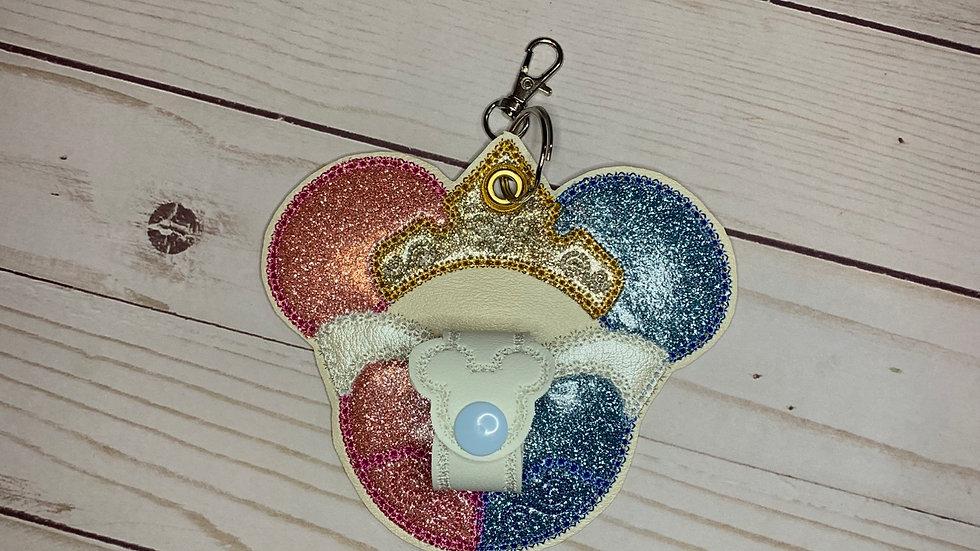 Princess Aurora hat/ear holder