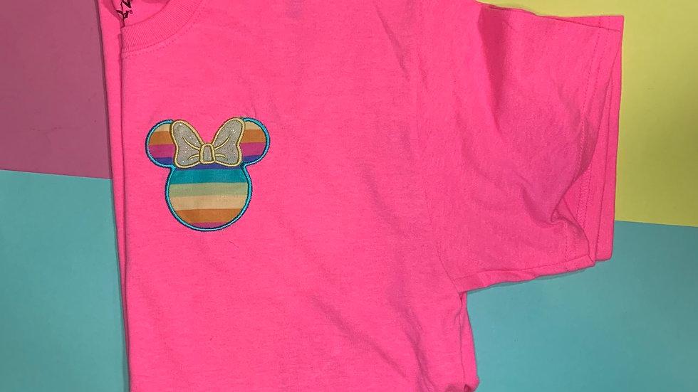 Limited Edition Pastel Rainbow Shirt