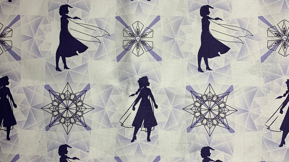 Elsa with snowflakes preorder