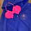 Thumbnail: Aurora Dress Monogram Optional embroidered zip up hoodie