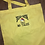 Thumbnail: Dead Men Tell no Tales embroidered market tote