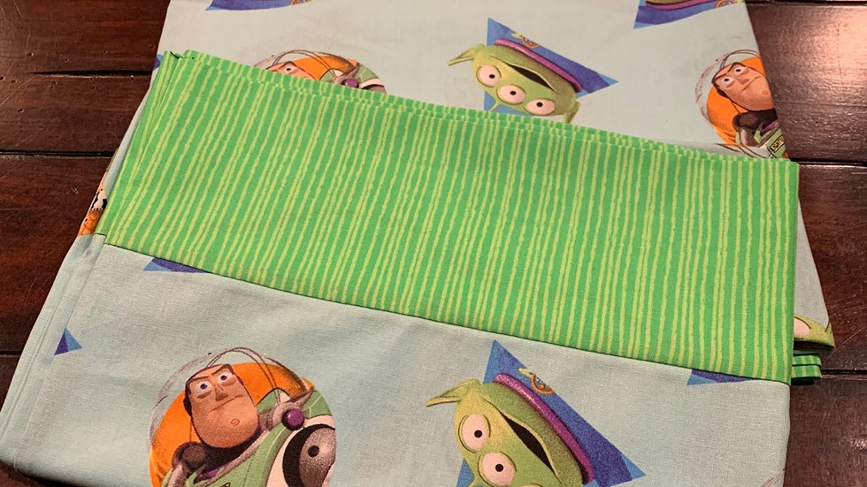 Toy Story standard pillowcases - Free name embroider
