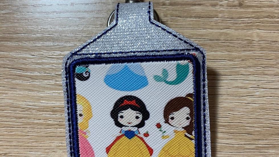 Snow White Hand Sanitizer Holder