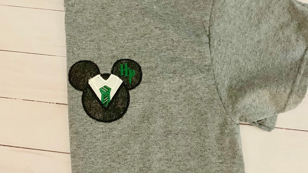 Harry Potter Mouse embroidered T-shirt or tank top