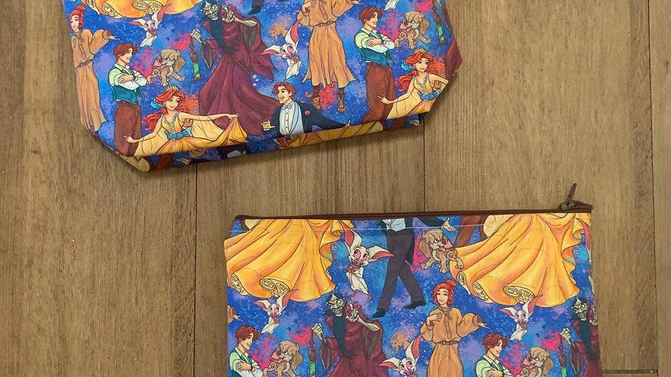 Anastasia boxy bag or makeup bag